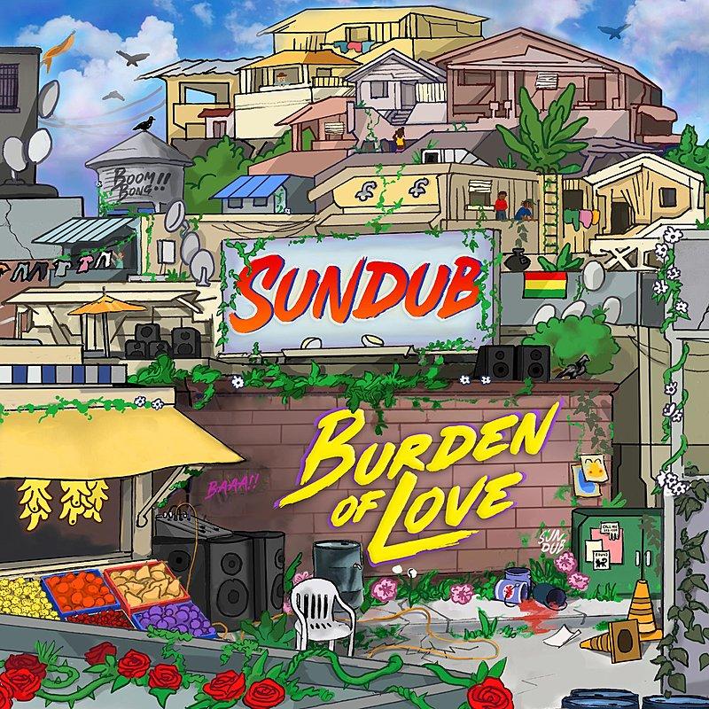 Cover Art: Burden Of Love