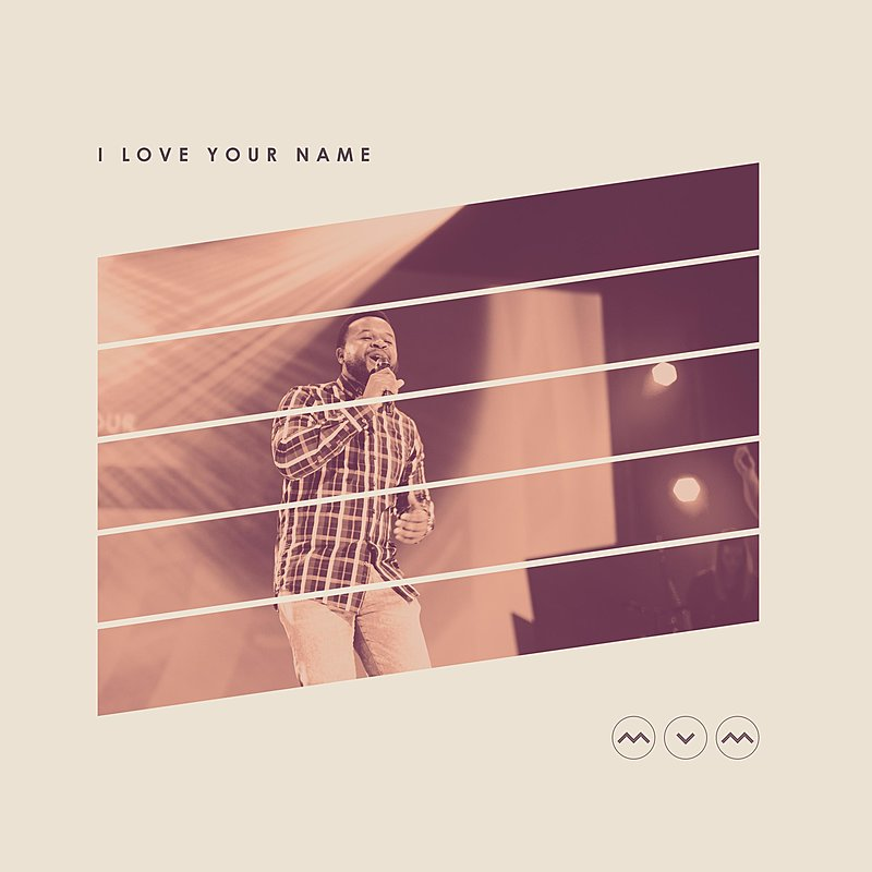 Cover Art: I Love Your Name