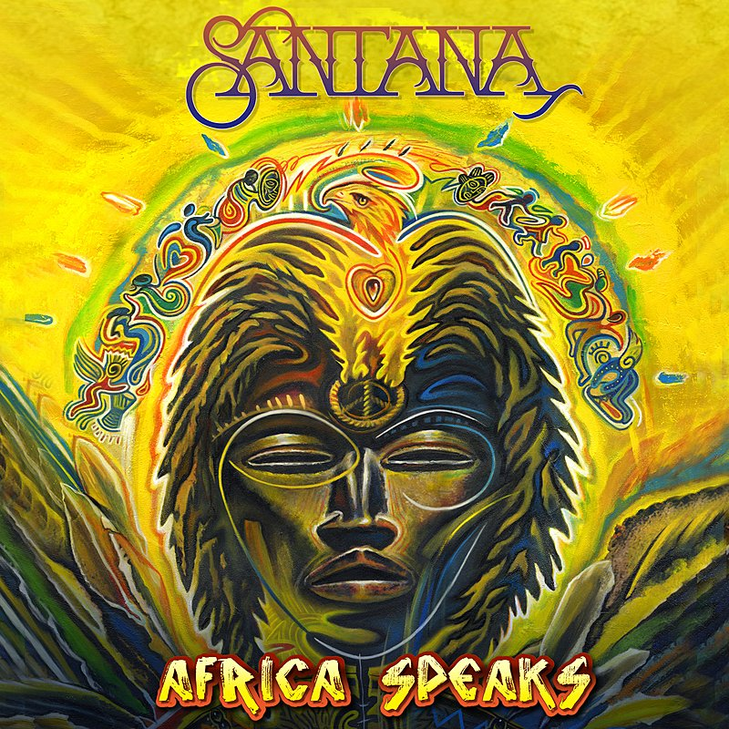 Cover Art: Africa Speaks