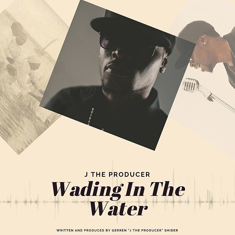 Cover Art: Wading In The Water