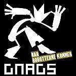 Cover Art: N-r Robotterne Kommer