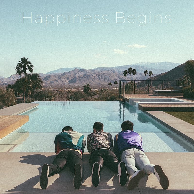 Cover Art: Happiness Begins