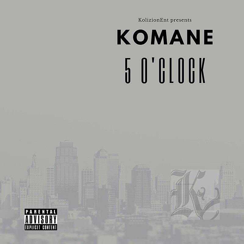 Cover Art: 5 O'clock