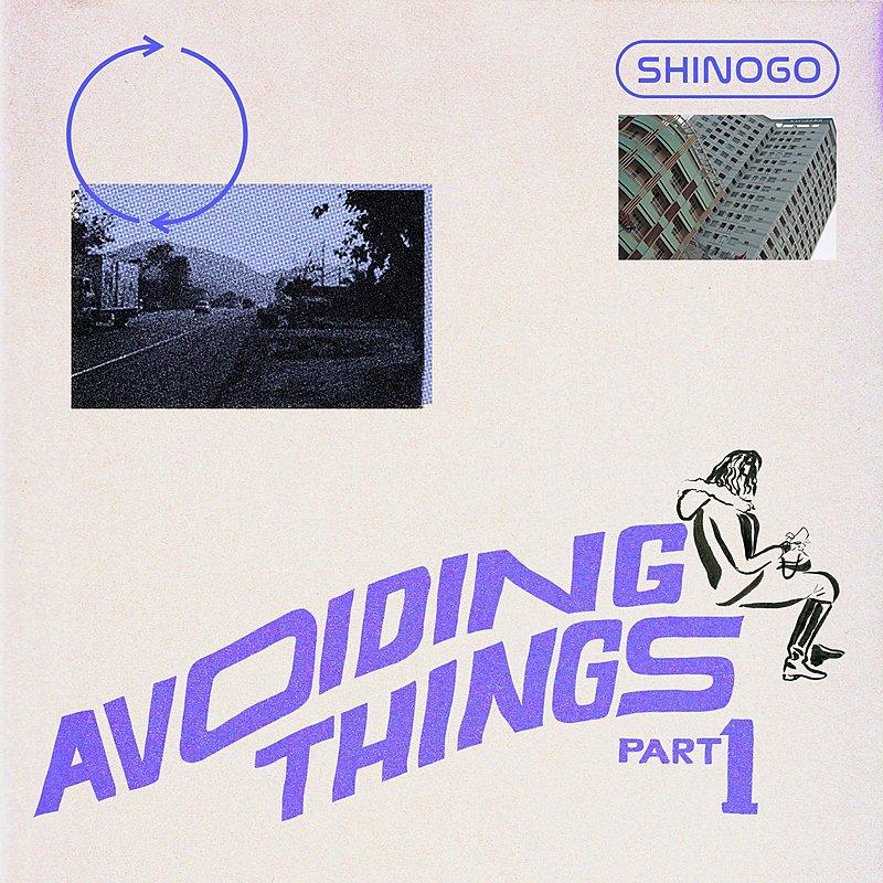 Cover Art: Avoiding Things, Pt. 1