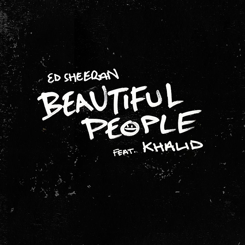 Cover Art: Beautiful People (Feat. Khalid)