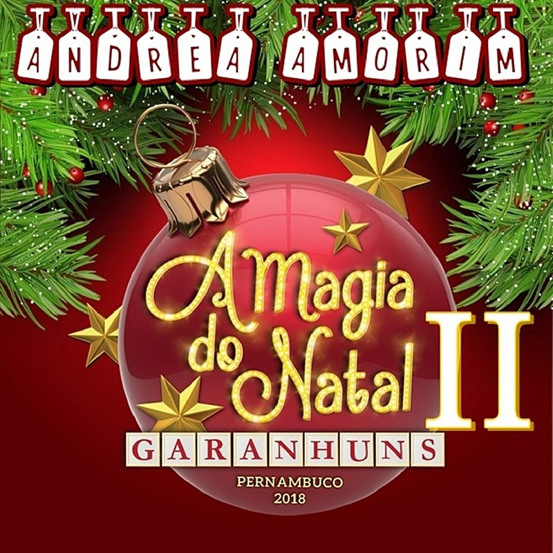 Cover Art: A Magia Do Natal II