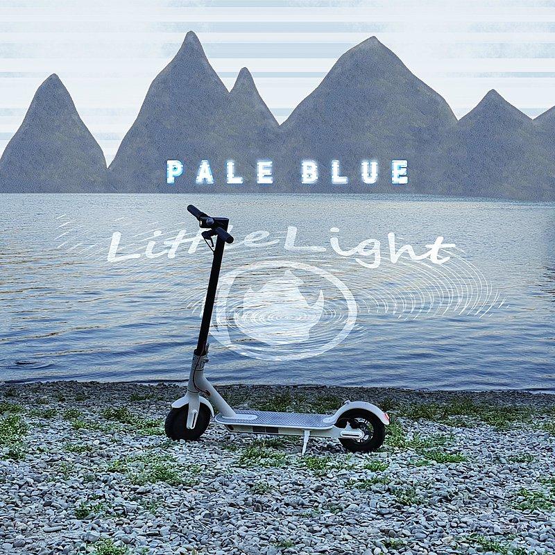 Cover Art: Pale Blue