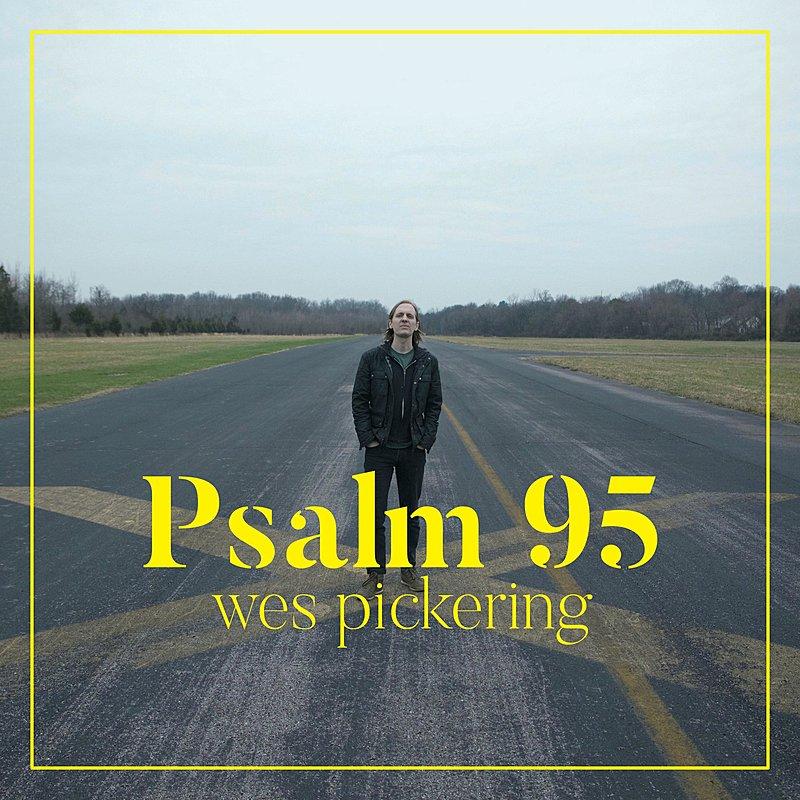 Cover Art: Psalm 95