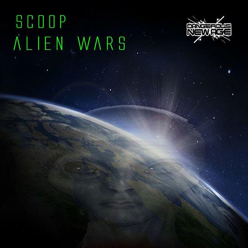 Cover Art: Alien Wars