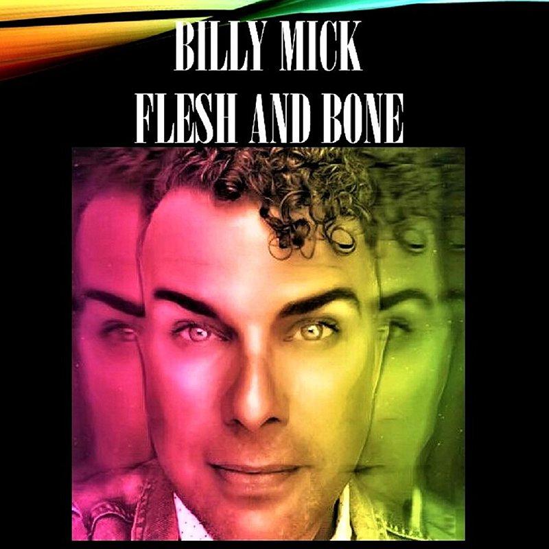 Cover Art: Flesh And Bone