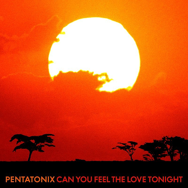 Cover Art: Can You Feel The Love Tonight