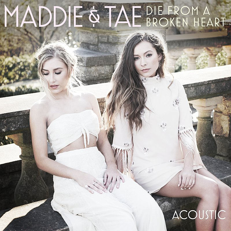 Cover Art: Die From A Broken Heart (Acoustic)