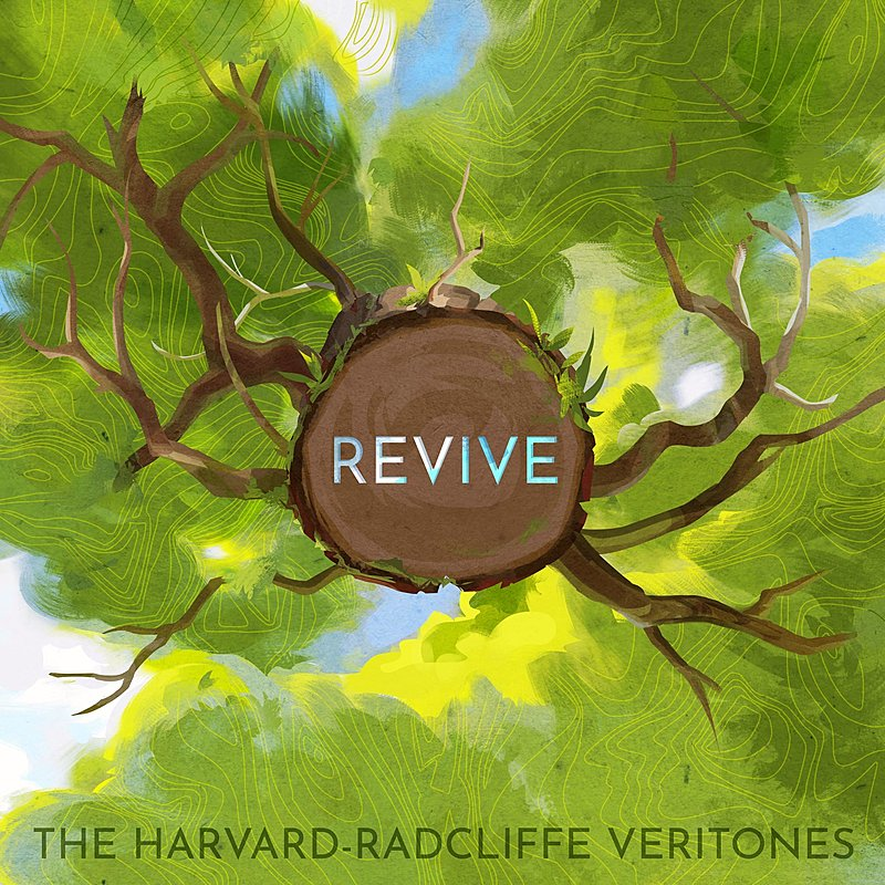 Cover Art: Revive