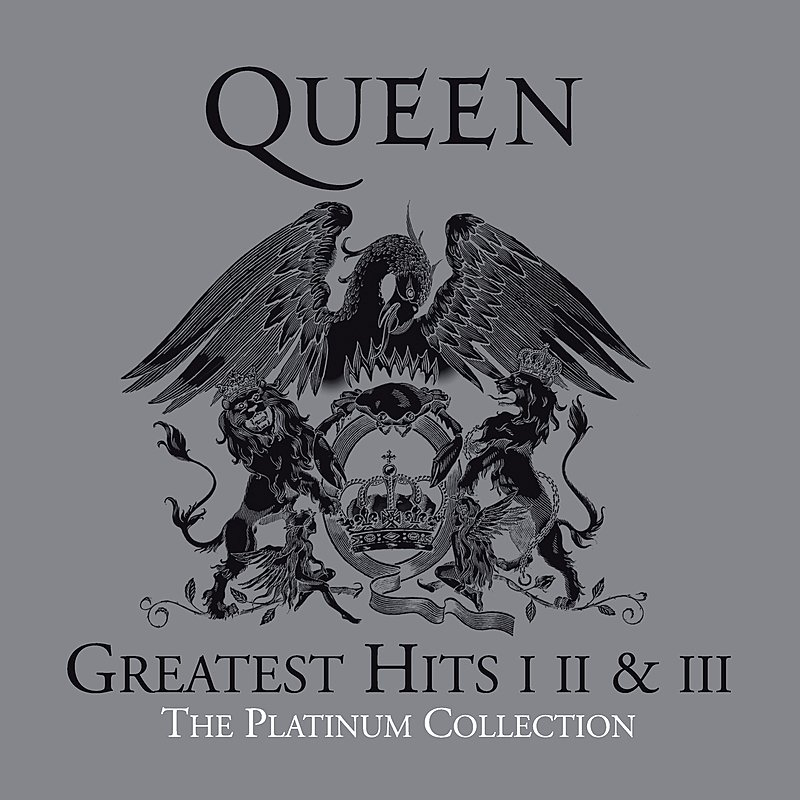 Cover Art: The Platinum Collection (Greatest Hits I II & III - 2011 Remaster)