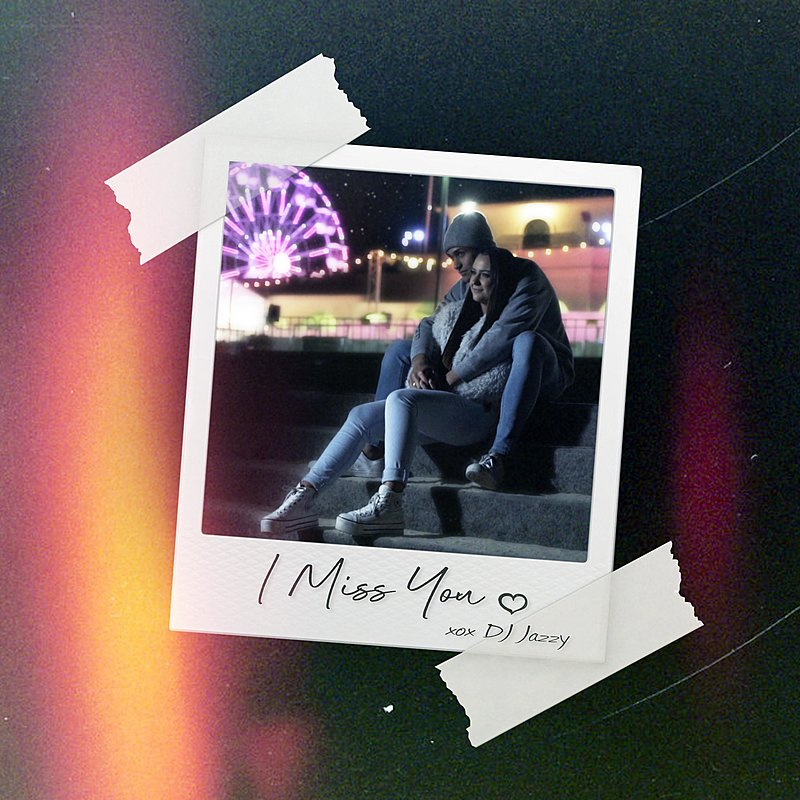 Cover Art: I Miss You