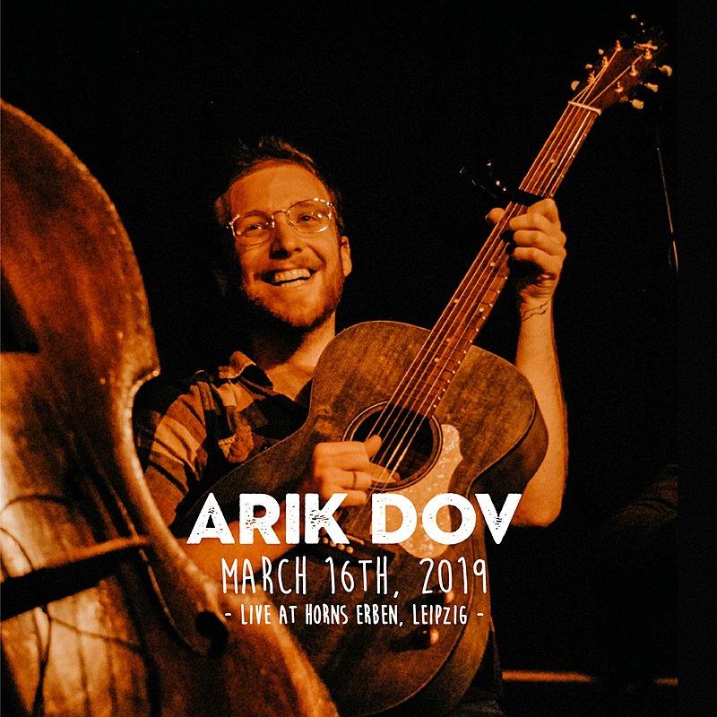 Cover Art: Live At Horns Erben, Leipzig (3/16/19)