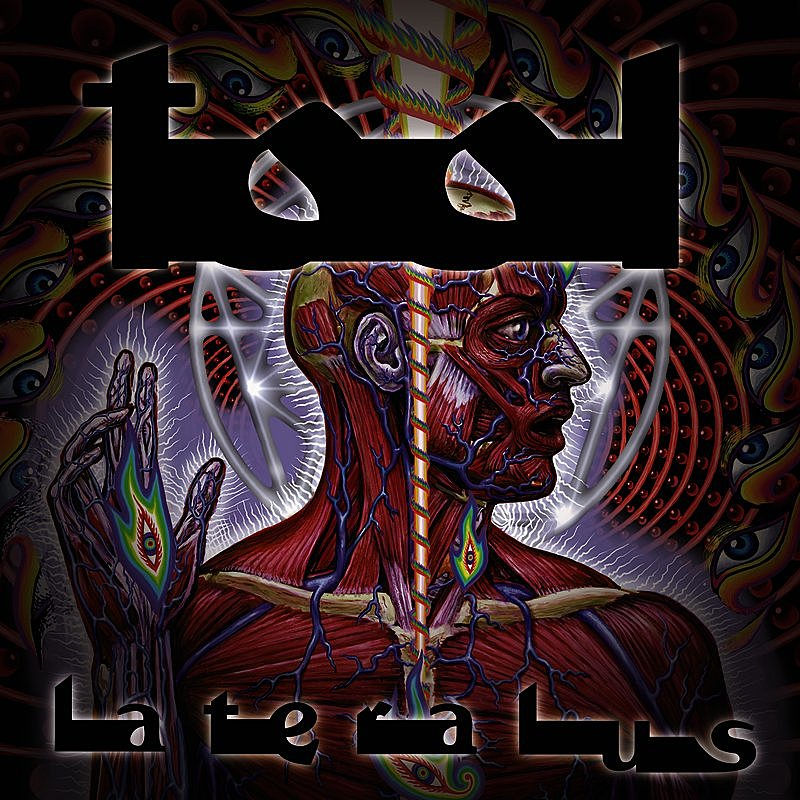 Cover Art: Lateralus