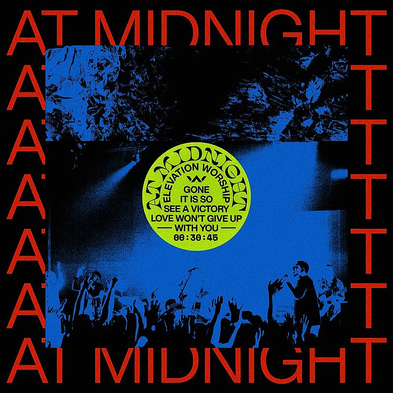 Cover Art: At Midnight - EP