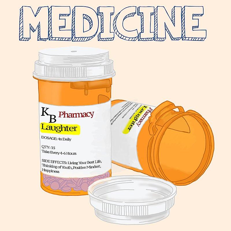 Cover Art: Medicine