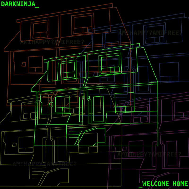 Cover Art: Welcome Home