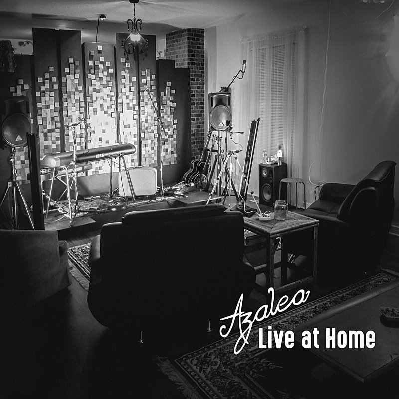 Cover Art: Live At Home