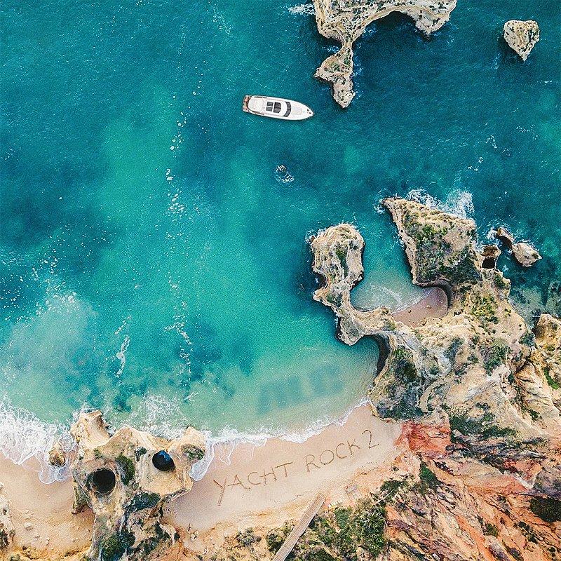 Cover Art: Yacht Rock 2