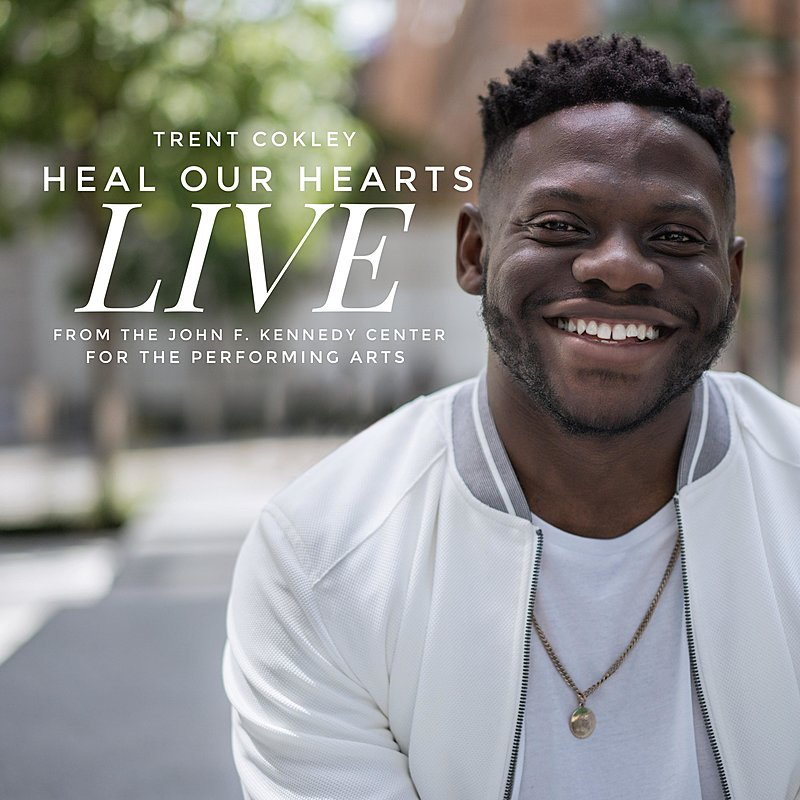 Cover Art: Heal Our Hearts Live
