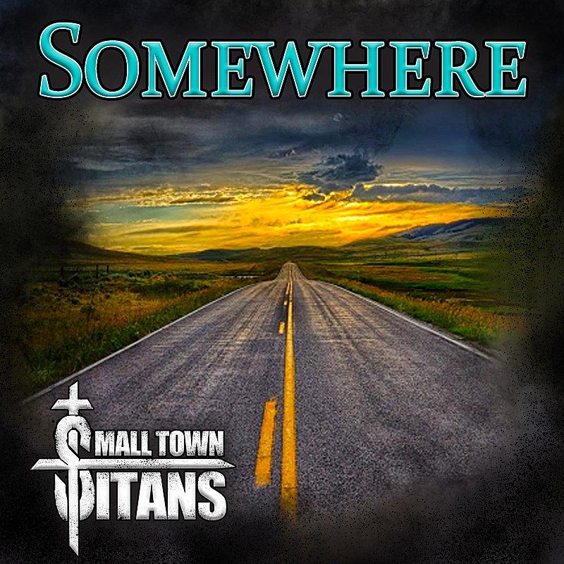 Cover Art: Somewhere