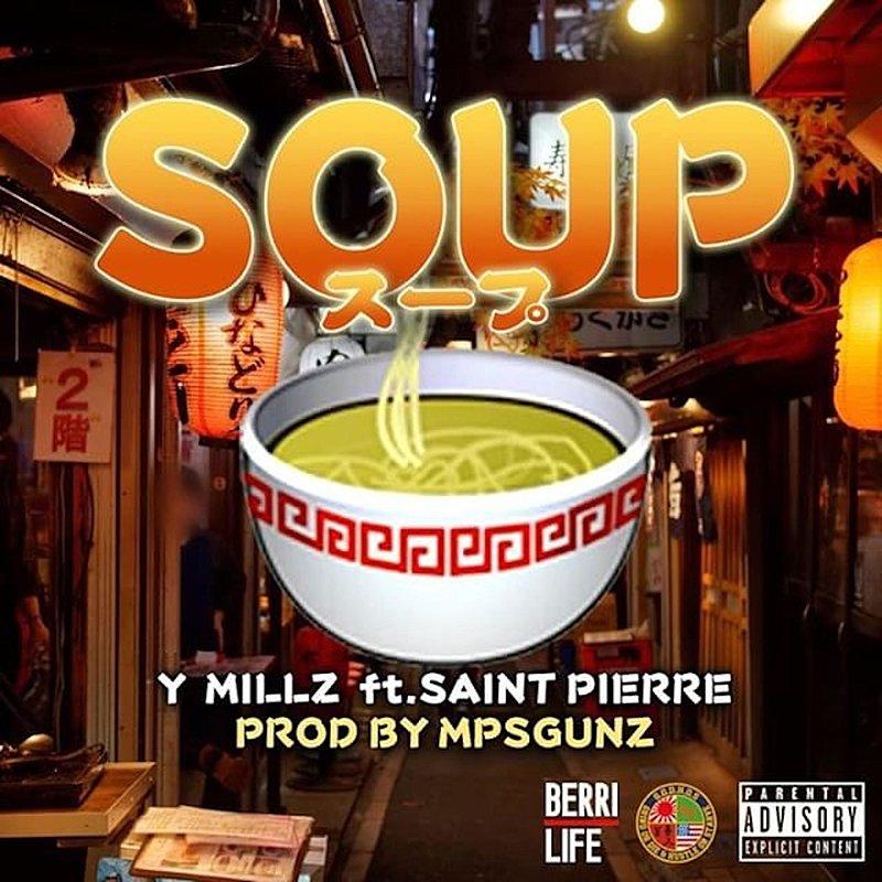 Cover Art: Soup (Feat. Saint Pierre)