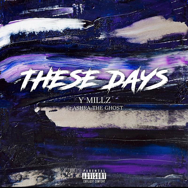 Cover Art: These Days (Feat. Ashra The Ghost)