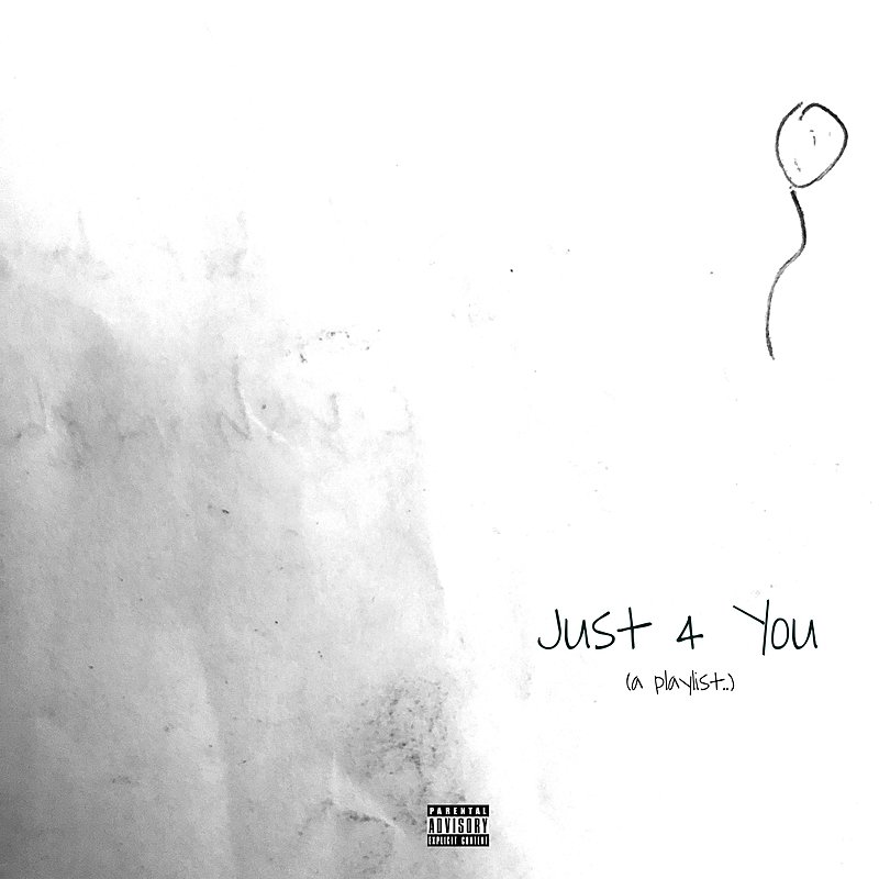 Cover Art: Just 4 You