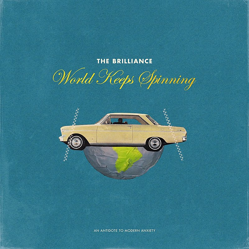 Cover Art: World Keeps Spinning