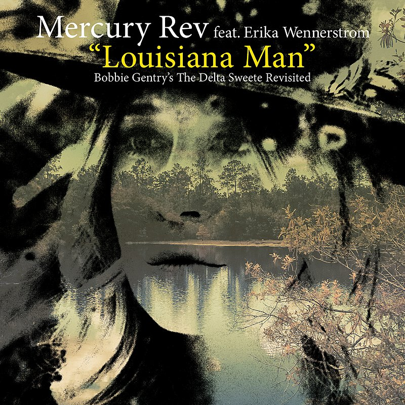 Cover Art: Louisiana Man (Feat. Erika Wennerstrom)