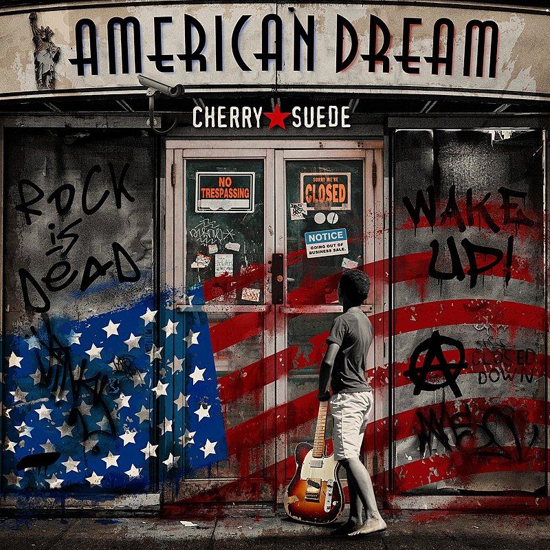 Cover Art: American Dream