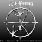 Cover Art: Burn It Down (Seth Rollins Theme)