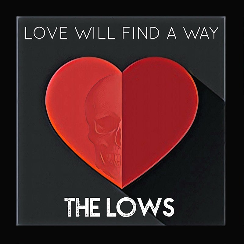 Cover Art: Love Will Find A Way