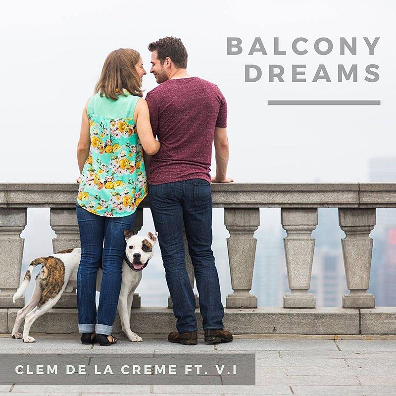Cover Art: Balcony Dreams (Feat. V.I)