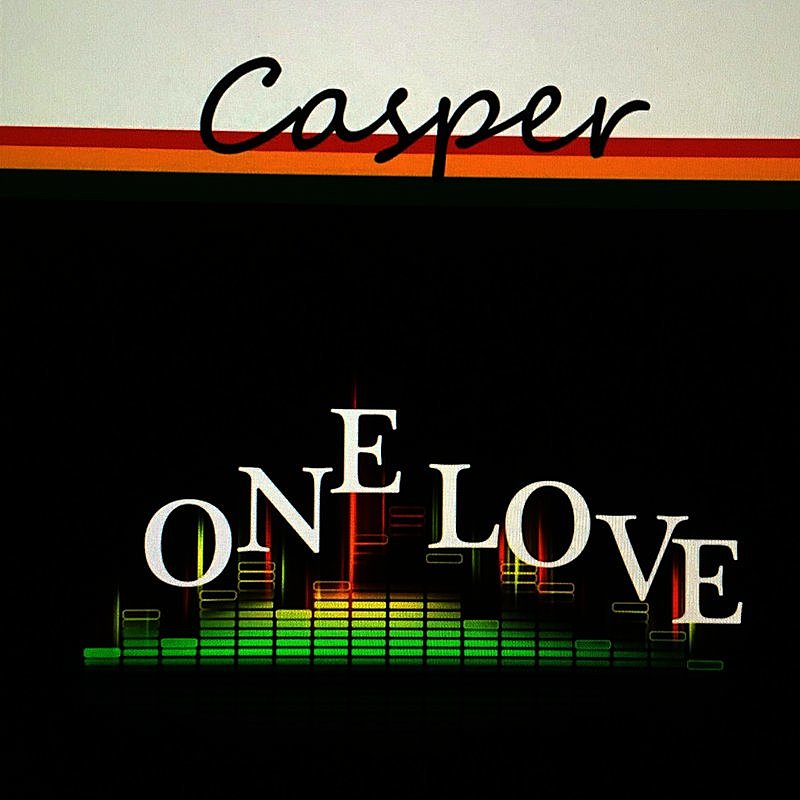 Cover Art: One Love