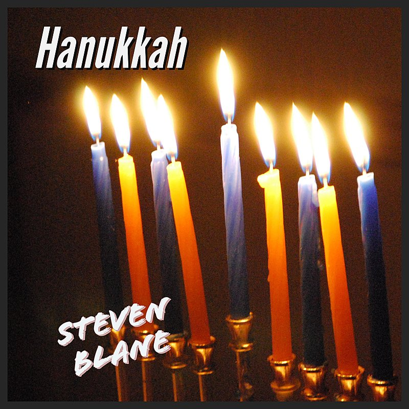 Cover Art: Hanukkah