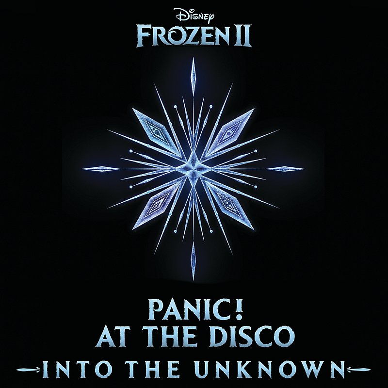 Cover Art: Into The Unknown (From