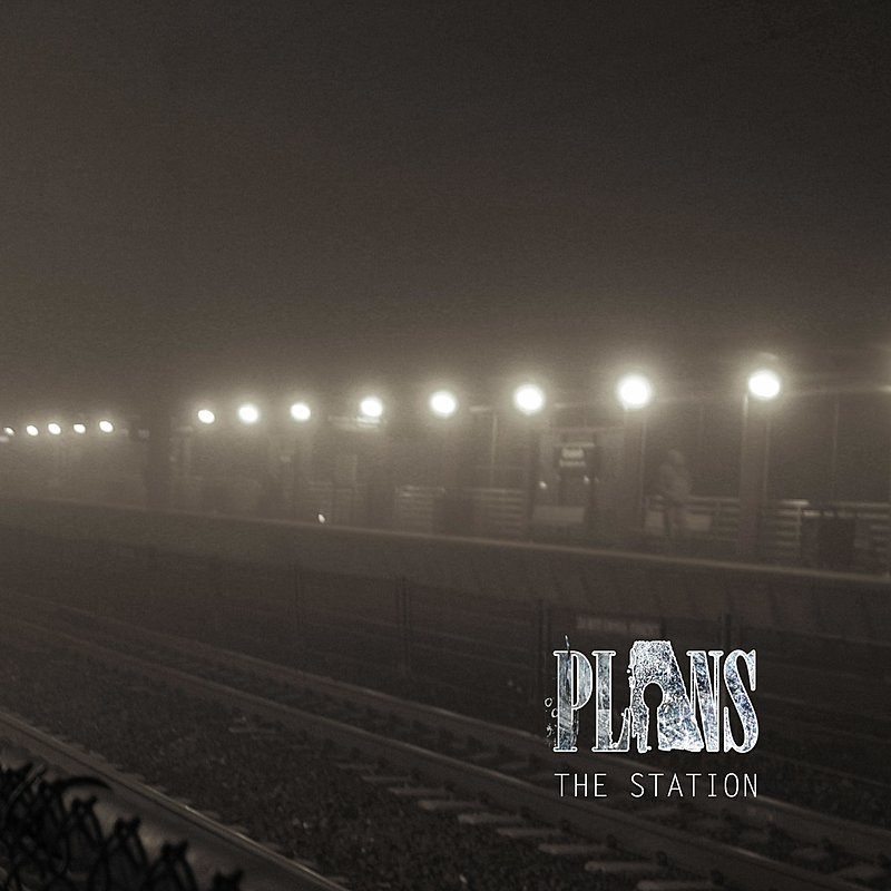 Cover Art: The Station