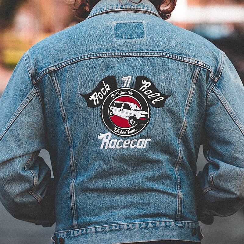 Cover Art: Rock N Roll Racecar