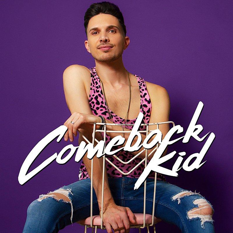 Cover Art: Comeback Kid